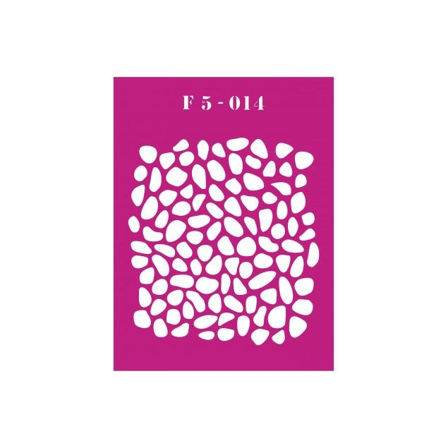Трафарет F5 -014
