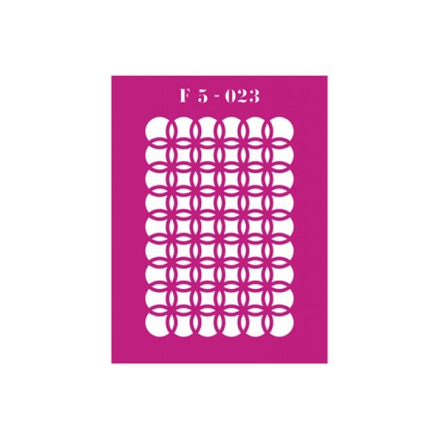 Трафарет F5 -023