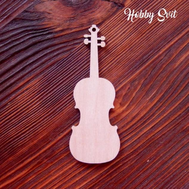 Скрипка шильда